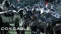 Cox Cable<br /> Production Company Epoch Films | Director Matt Lenski<br /> Jeff Sanders Stunt Coordinator + Athlete Casting