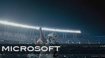 Microsoft Surface<br /> Production Company After All | Director John O'Connell<br /> Jeff Sanders Athlete Casting<br /> Football Uniforms + Equipment provided by Hollywood Football Productions