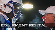 Football Equipment Available - Contact Us