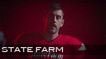 State Farm 'Gabe's Worst Nightmare'<br /> Production Company Anonymous | Content Director Tim Godsall<br /> Jeff Sanders Football Coordinator | Athlete Casting